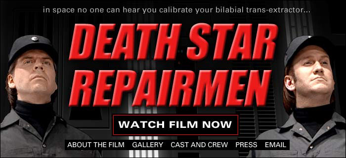 Death Star Repairmen video